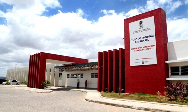 Hospital de Lagarto garante qualidade na higienização da unidade