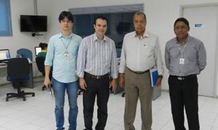 Representante da ABNT visita Grupo Multserv