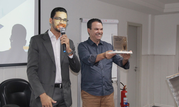 Grupo Multserv recebe prêmio de excelência em gestão