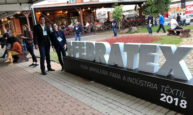 Confecção Industrial do Nordeste (CIN) busca inovações do setor na maior feira têxtil da América Latina