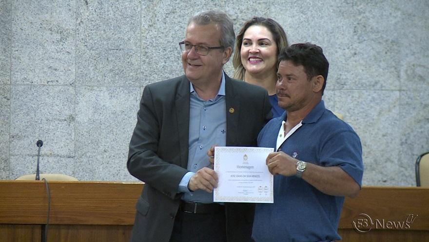 Colaboradores da Multserv são homenageados por desempenho no Judiciário